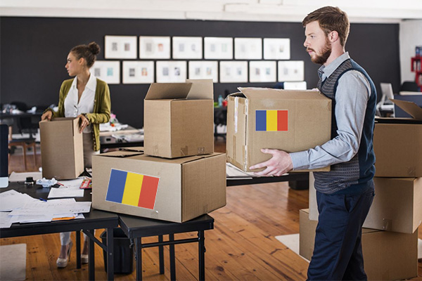 moving out a business into Romania